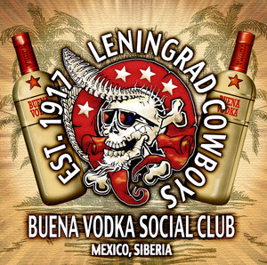 Buena Vodka Social Club album