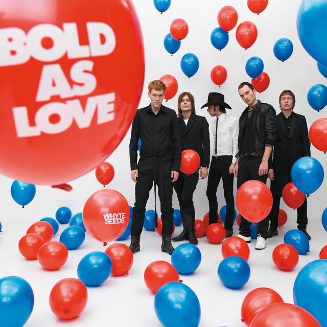 Skivomslag för Whyte Seeds: Bold As Love