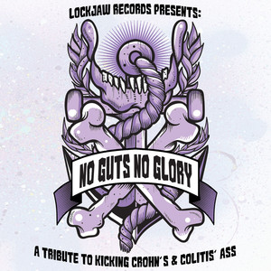 No Guts No Glory: A Tribute to Kicking Crohn's & Colitis' Ass album