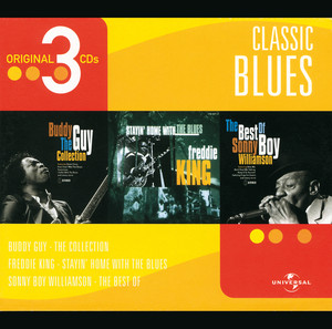 Buddy Guy/ Freddie King/ Sonny Boy Williamson album