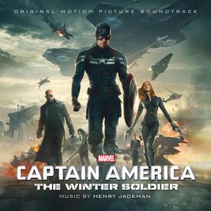 Captain America: The Winter Soldier (Original Motion Picture Soundtrack) Albumcover