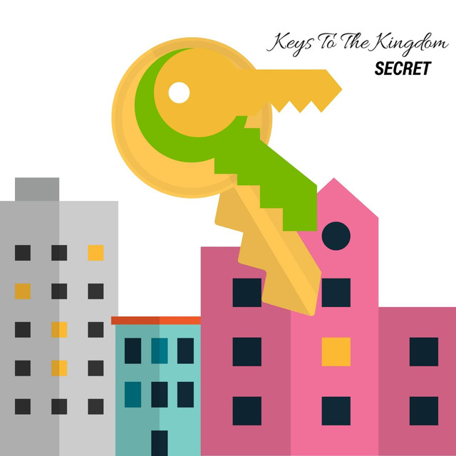 Album cover for Secret by Keys To The Kingdom
