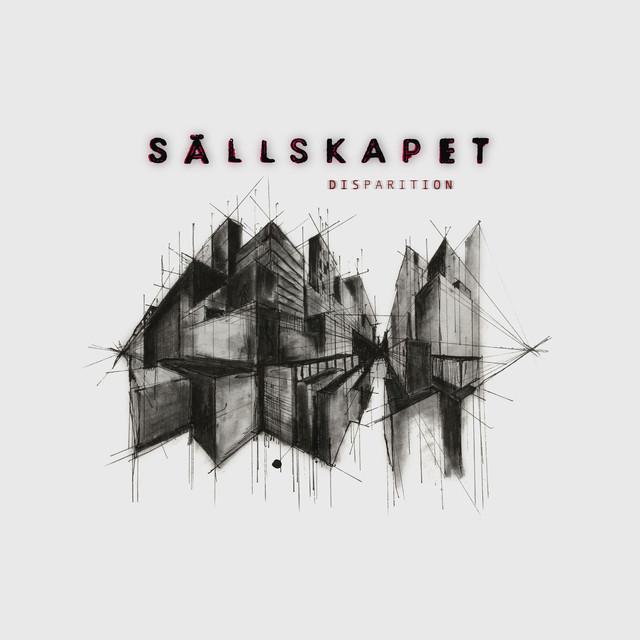 Skivomslag för Sällskapet: Disparition