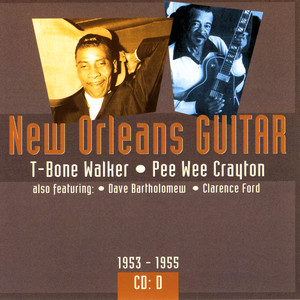 New Orleans Guitar, CD D album