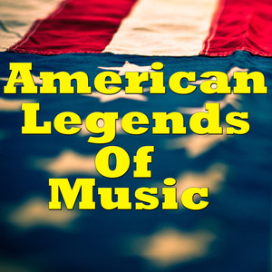 American Legends Of Music, Vol.2 Albumcover