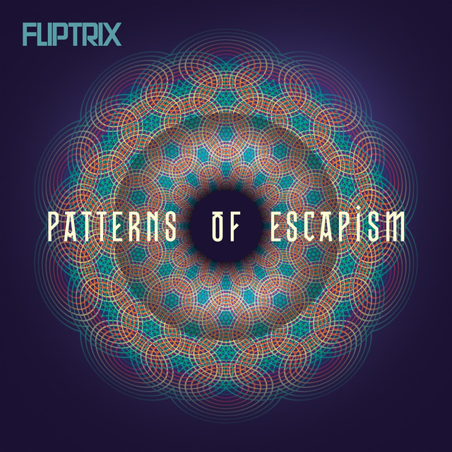 Album cover for Patterns of Escapism by Fliptrix