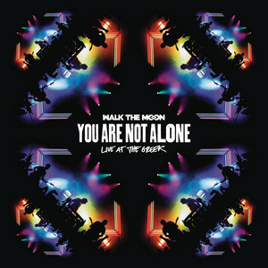 You Are Not Alone (Live At The Greek) Albumcover
