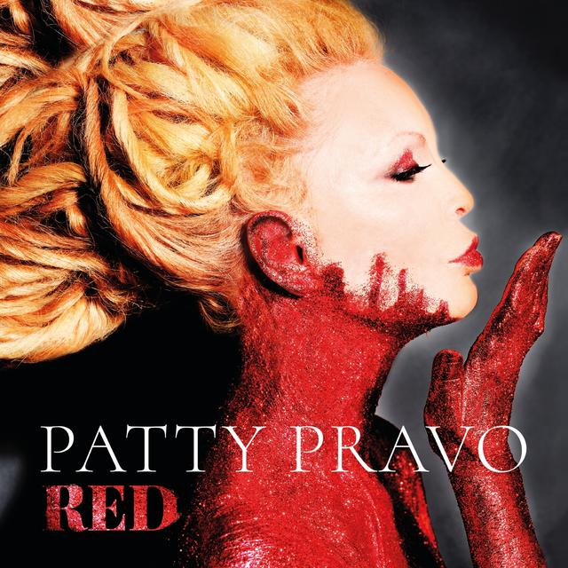 Album cover for Red by Patty Pravo