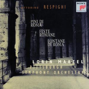 Pini di Roma / Fontane di Roma / Feste romane album