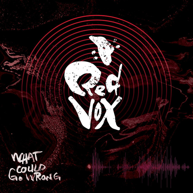 Album cover for What Could Go Wrong by Red Vox