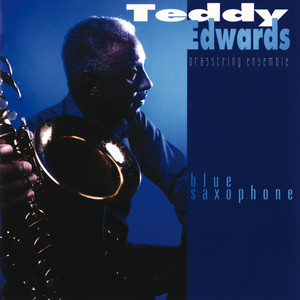 Teddy Edwards Serenade in Blue cover