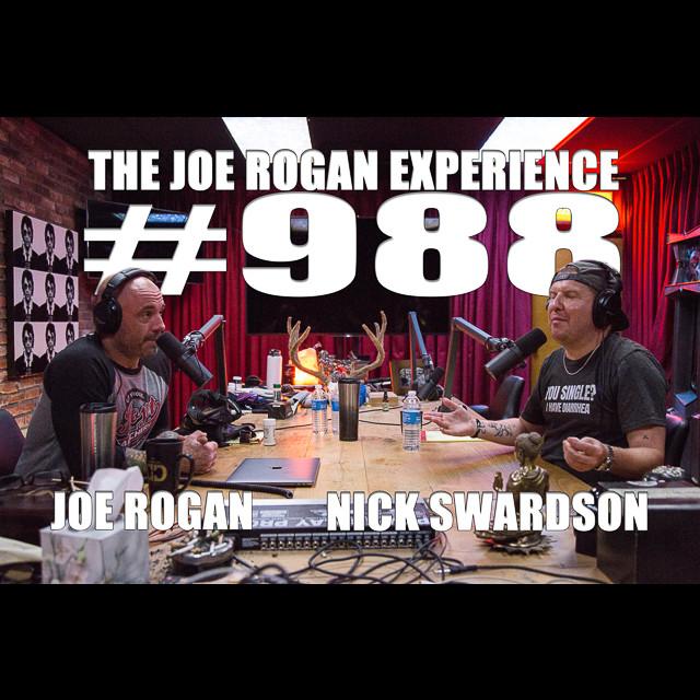 #988 - Nick Swardson