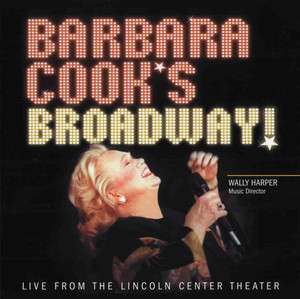 Barbara Cook It's Not Where You Start cover