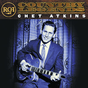 Chet Atkins Tiger Rag cover