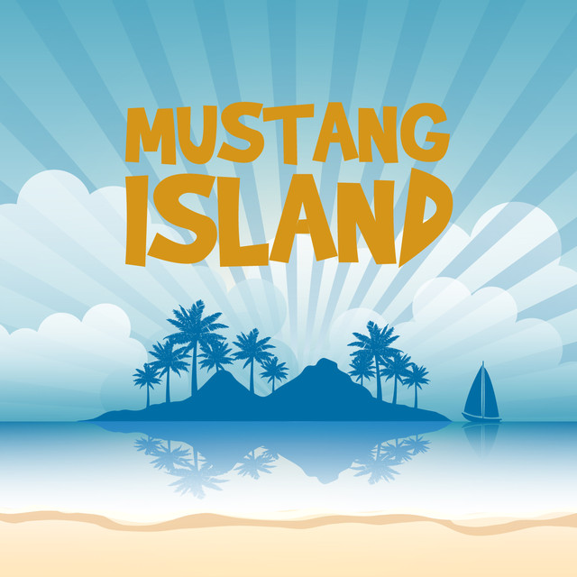 Mustang Island Albumcover