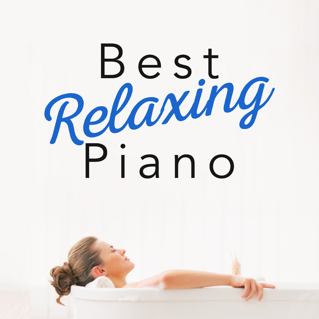 Best Relaxing Piano Albumcover