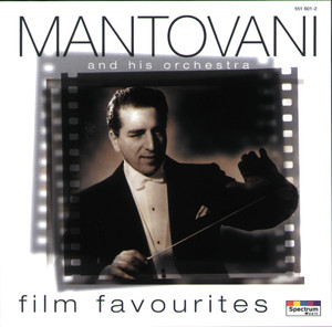Mantovani Never On Sunday cover