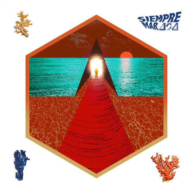 Album cover for Siempre Mar by 424