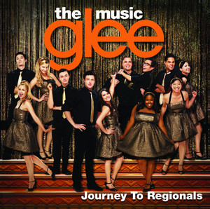 Glee: The Music, Journey To Regionals Albumcover