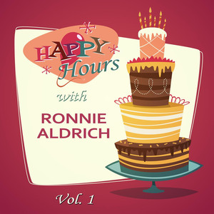 Ronnie Aldrich, His Two Pianos I'm Always Chasing Rainbows cover