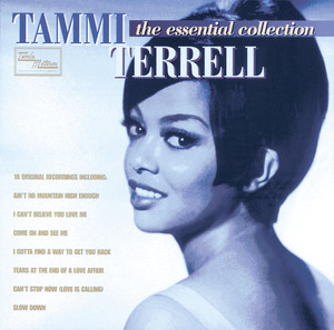 Tammi Terrell I Can't Believe You Love Me cover