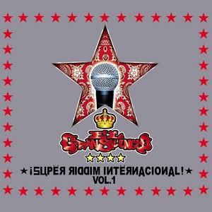 Super Riddim Internacional Volumen 1 Albumcover