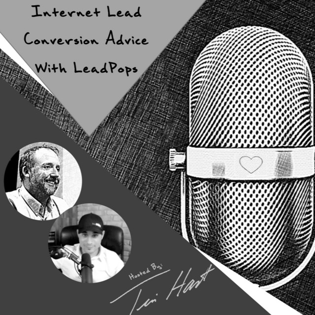 Ep. 25 Internet Lead Conversion Advice With leadPops - The HartBeat for Realtors
