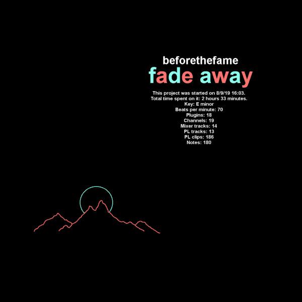 fade away Image