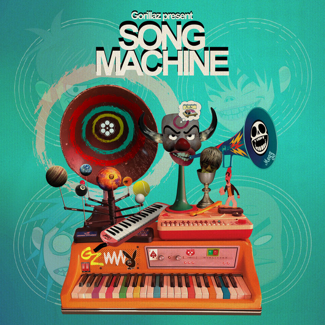 Gorillaz - Song Machine Episode 1 cover