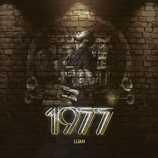 Luan Santana 1977 album cover