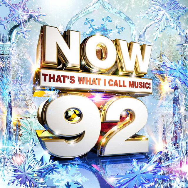 Various Artists Now That's What I Call Music! 92 album cover