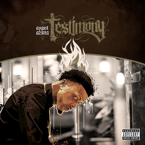August Alsina, Yo Gotti Ghetto cover