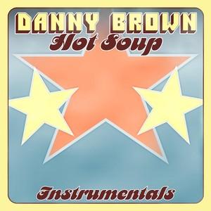 Hot Soup - Instrumentals Albumcover