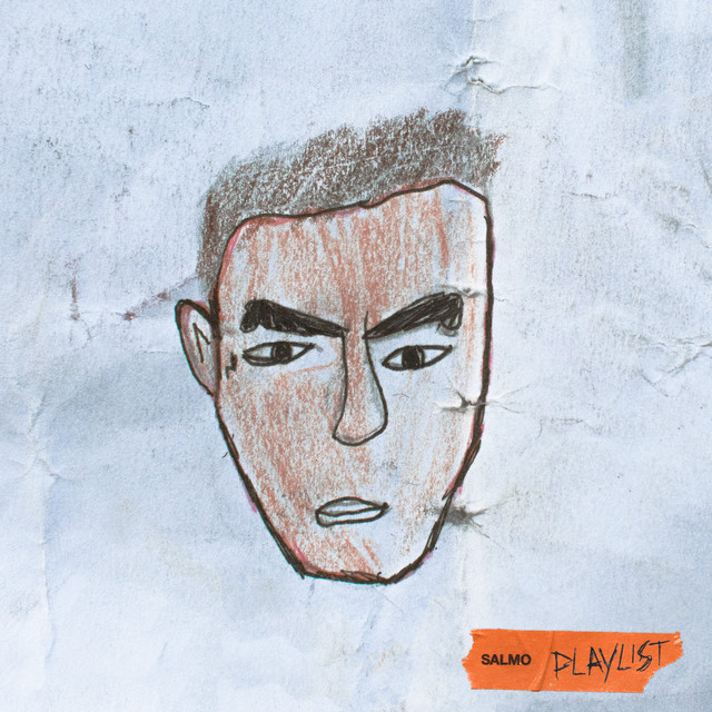 Album cover for Playlist by Salmo