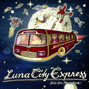 Luna City Express Diamonds & Pearls cover