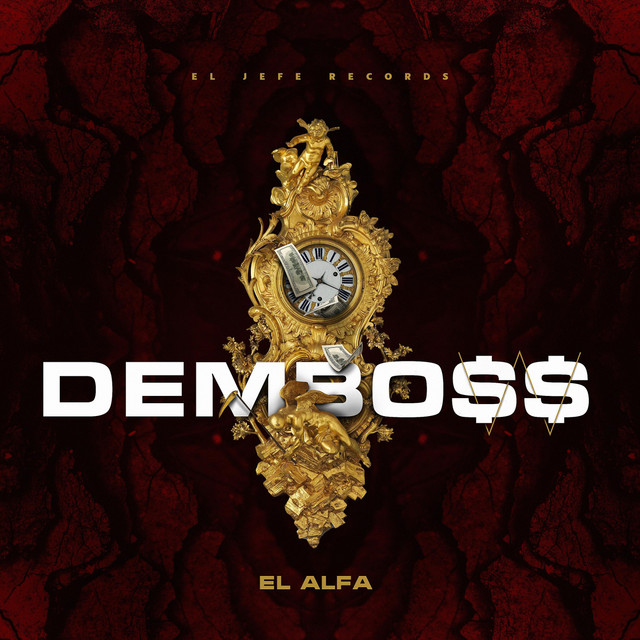 Album cover for Dembo$$ by El Alfa
