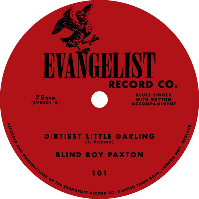 Blind Boy Paxton tickets and 2019 tour dates