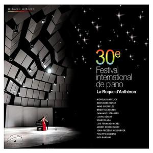 Une nuit à la Roque d'Anthéron 2010 Albumcover
