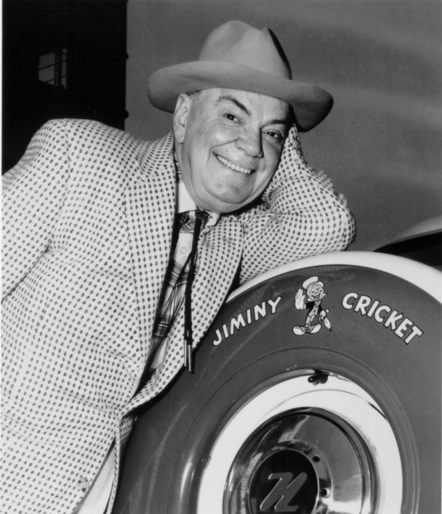Cliff Edwards, Hall Johnson Choir When I See an Elephant Fly cover