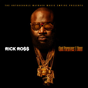 Rick Ross, Wale, Drake Diced Pineapples cover
