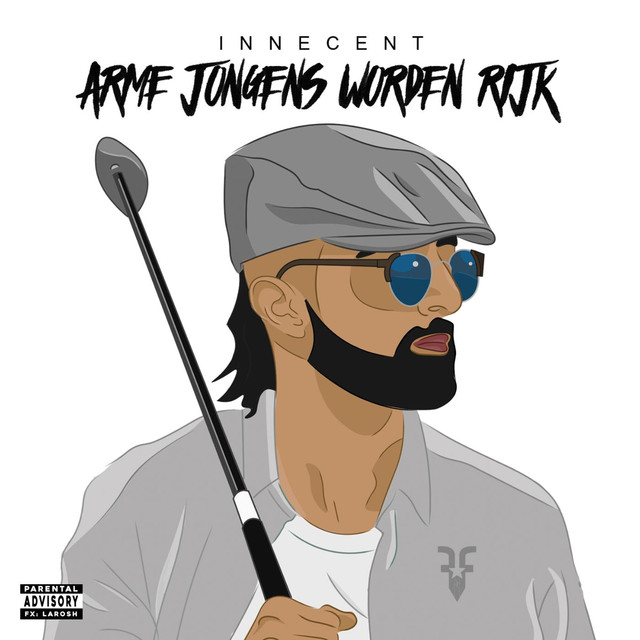 Album cover for Arme Jongens Worden Rijk by Innecent