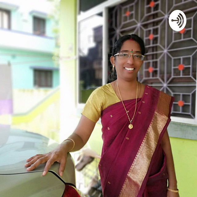 Tamil motivational speech of kalavalli in podcast, an episode from