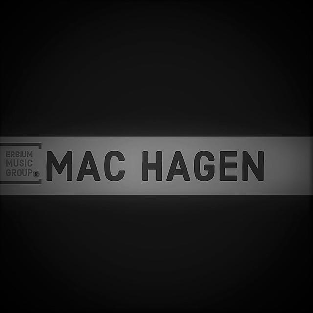 Album cover for Mac Hagen by Mac Hagen