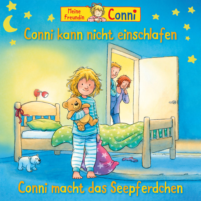 Conni kann nicht einschlafen / Conni macht das Seepferdchen (neu)
