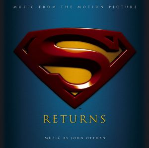 Superman Returns Music From The Motion Picture [Digital Version][w/interactive booklet] Albumcover