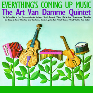 Everything's Coming Up Music album