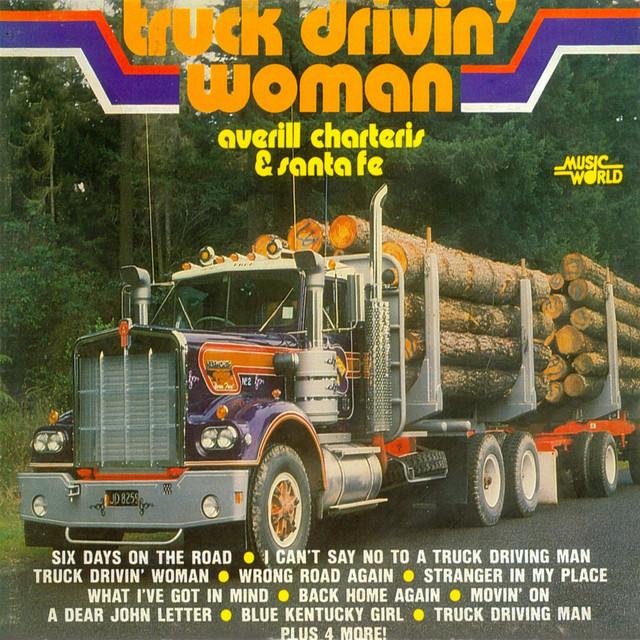 Truck Drivin' Woman by Averill Charteris & Santa Fe on Spotify