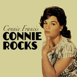 Connie Francis When the Boy in Your Arms cover