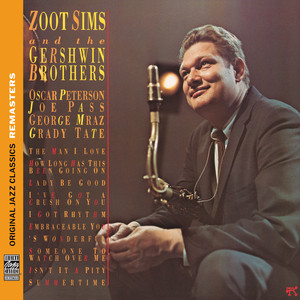 Zoot Sims I Got Rhythm cover