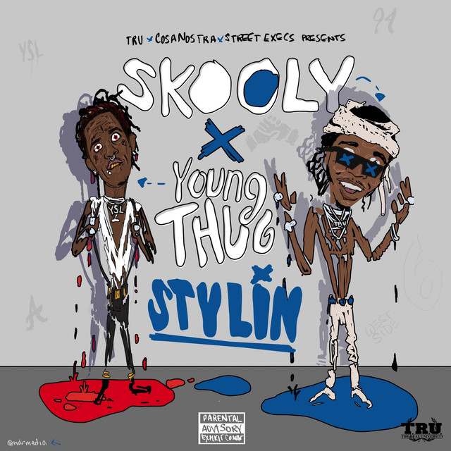 Stylin (feat. Young Thug)